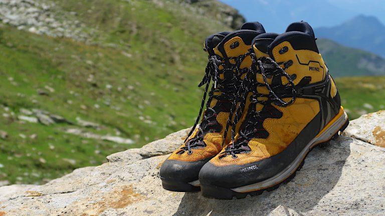 scegliere gli scarponi da trekking