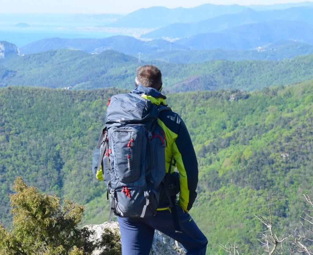 recensione zaino trekking