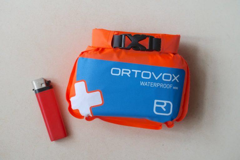 Le dimensioni del kit Ortovox
