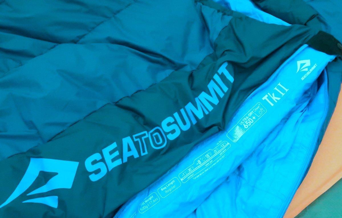 recensione sacco a pelo sea to summit