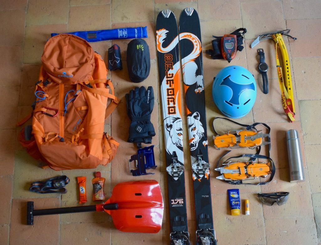 Recensioni attrezzatura per scialpinismo