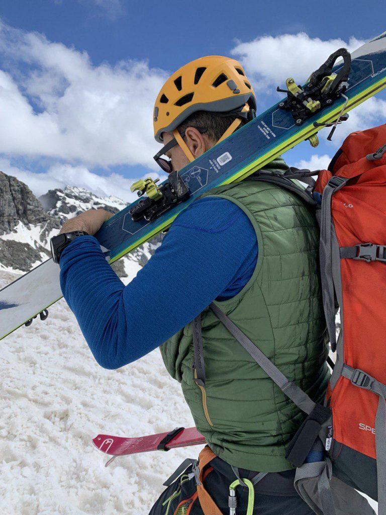 guida all'attrezzatura per scialpinsmo