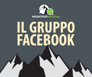 MountainReview gruppo Facebook