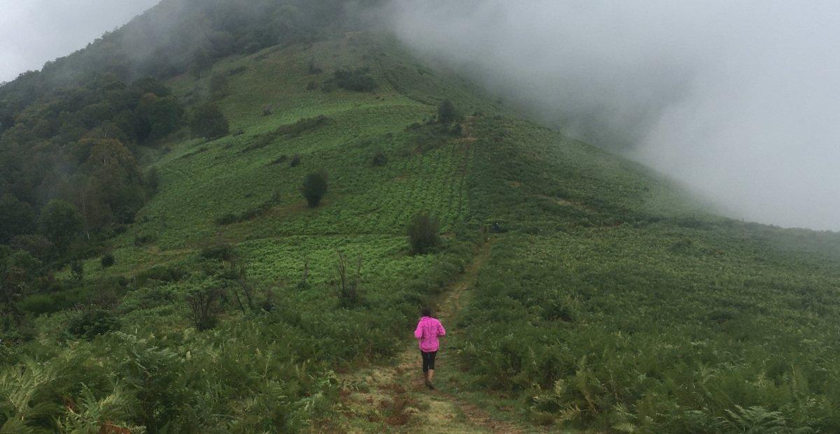 Recensione guscio da trail running da donna