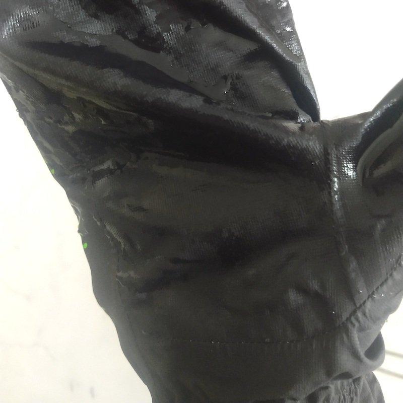 recensione copriguanti impermeabili Karpos Mitt Rain
