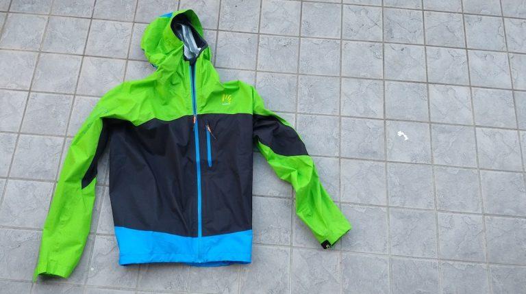 Recensione Karpos Lot Rain Jacket