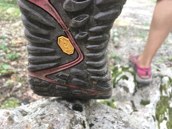 Recensione sandali MERRELL ALL OUT BLAZE SIEVE WOMEN