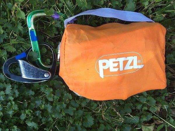 recensione imbrago Petzl Sitta
