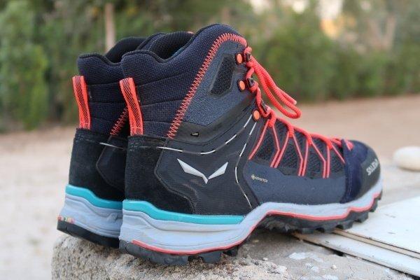 Recensione scarponi da trekking Salewa