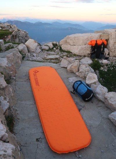 Materassino da trekking Sea to summit ultralight