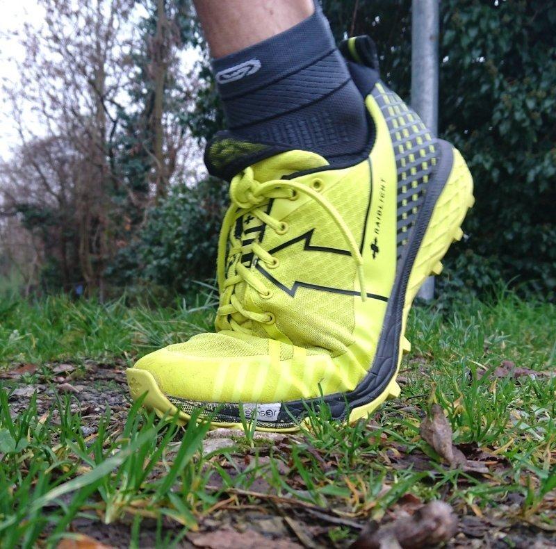 Recensione scarpa trail