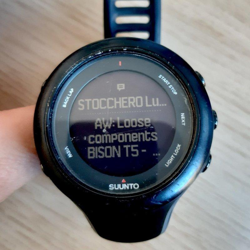 Recensione orologio GPS