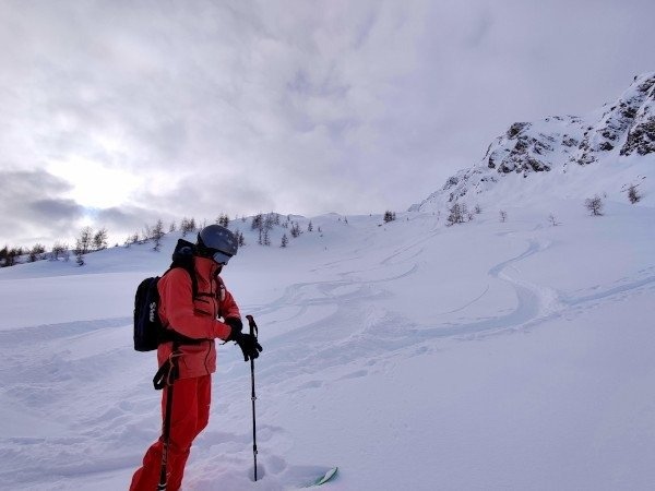 recensione giacca the north face