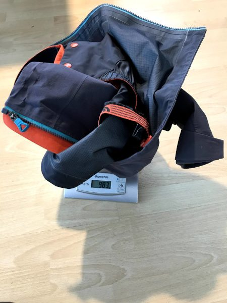 the north face recensione giacca