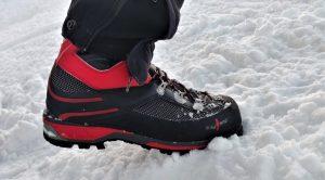 recensione scarponi alpinismo Kayland
