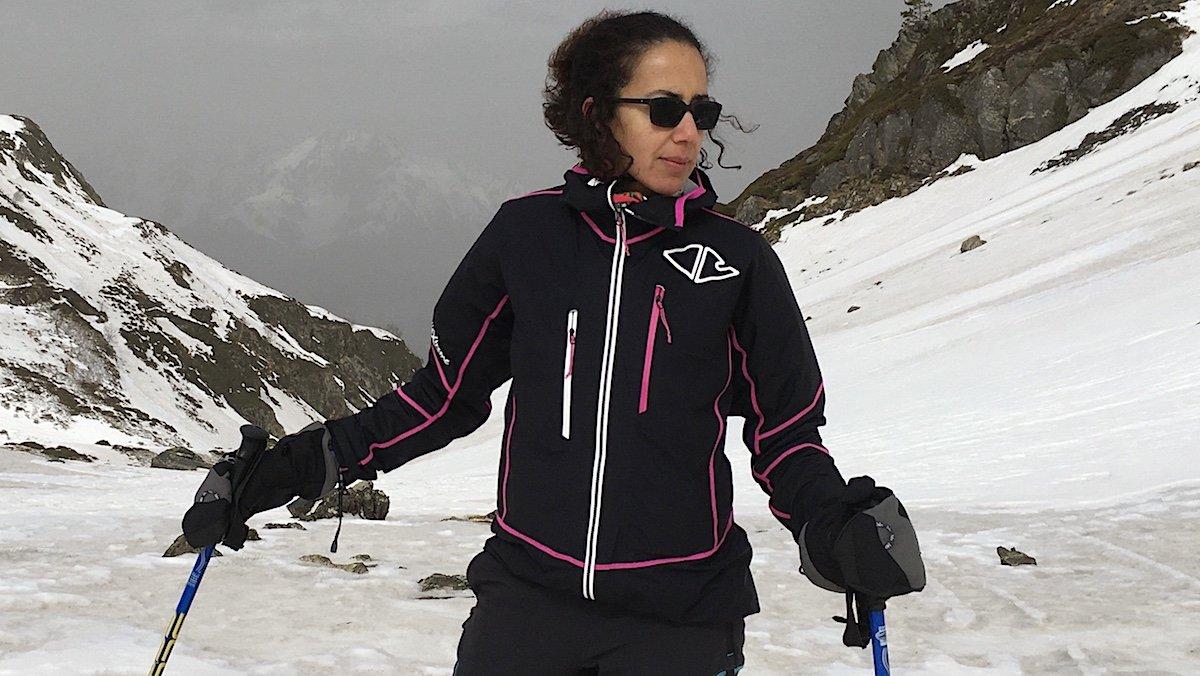 recensione giacca Crazy scialpinismo