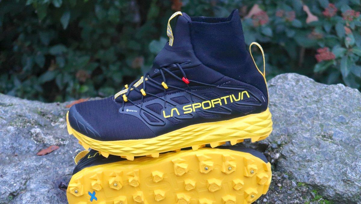 recensione scarpa trail running Blizzard