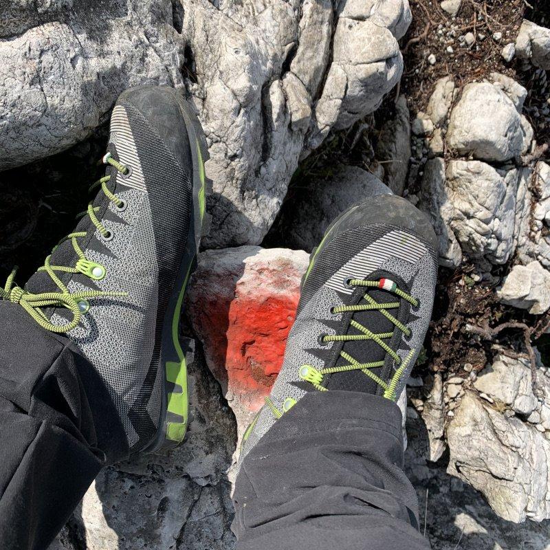 recensione scarpa dolomite