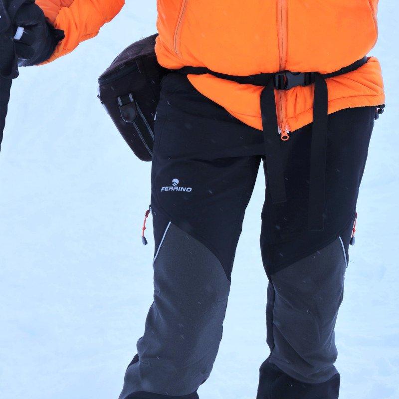 Pantaloni idrorepellenti scialpinismo