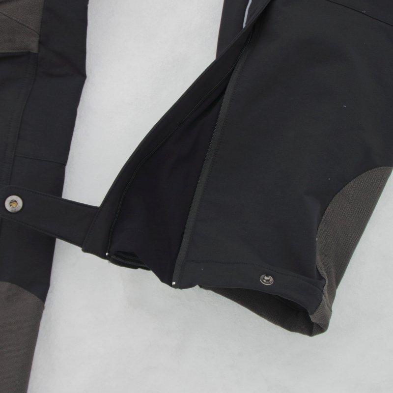 La ghetta dei pantaloni da scialpinismo