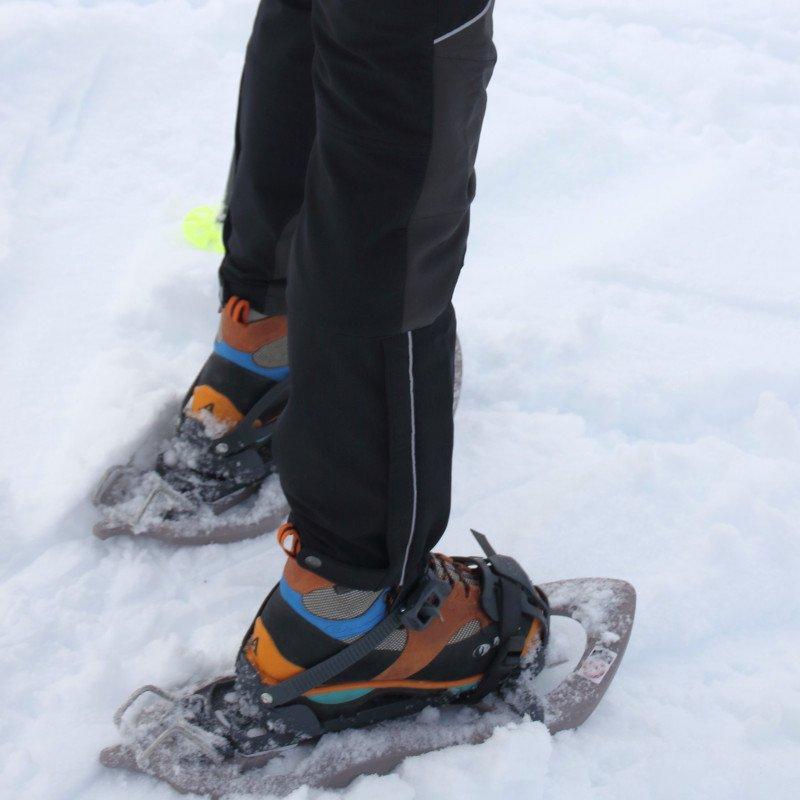 Pantaloni per escursione con ciaspole