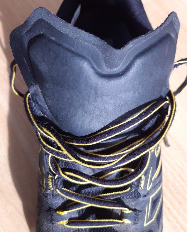Linguetta scarpa invernale