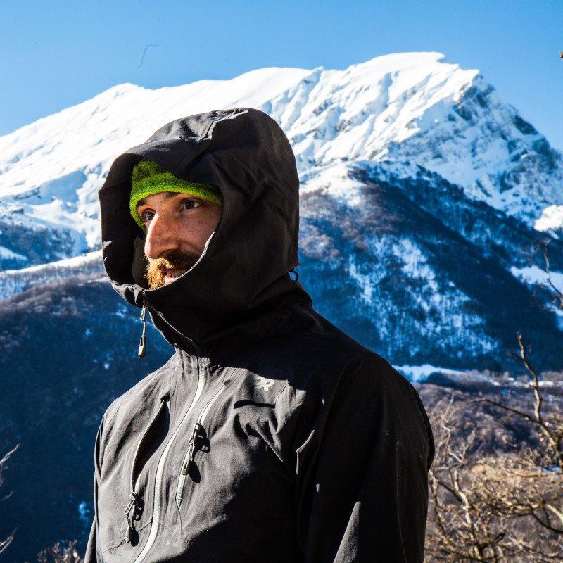 recensione giacca alpinismo