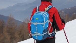 recensione e test zaino scialpinismo