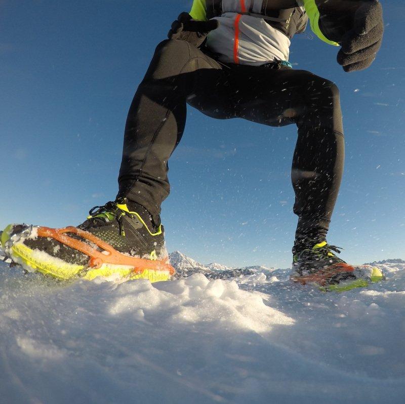 scott kinabalu sulla neve