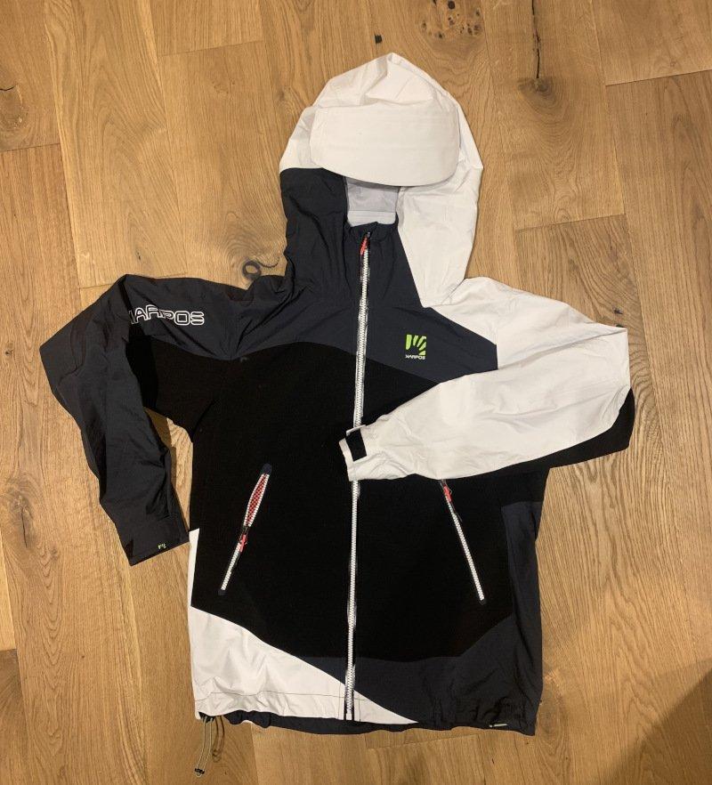la giacca Karpos Marmolada in test
