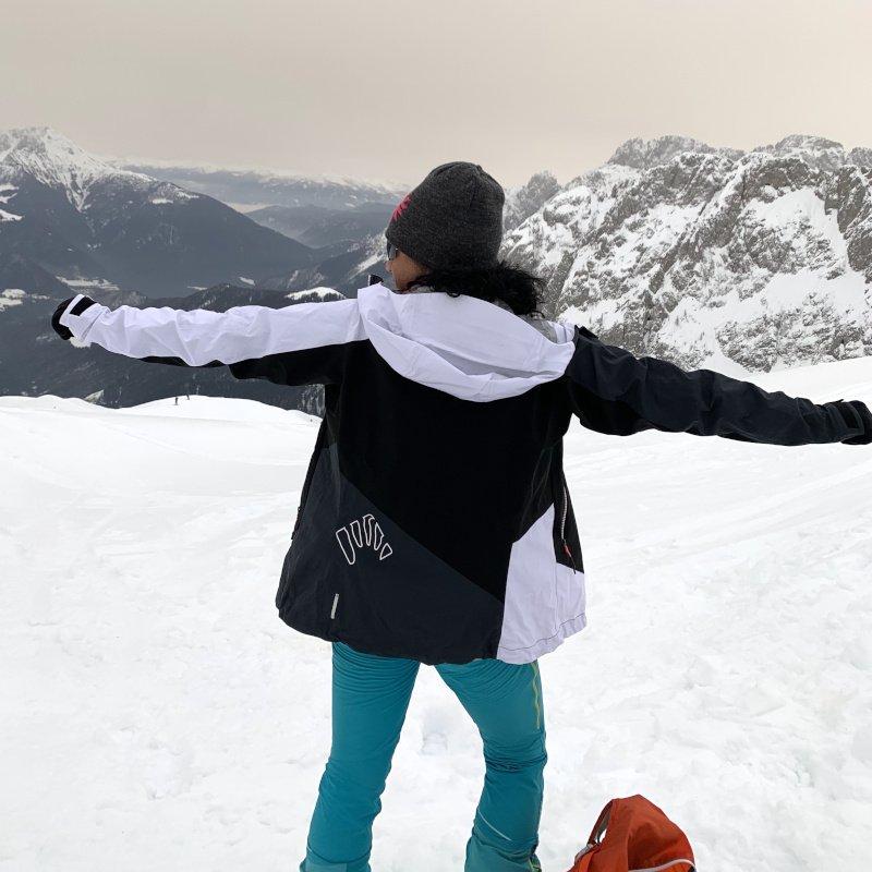 recensione giacca montagna