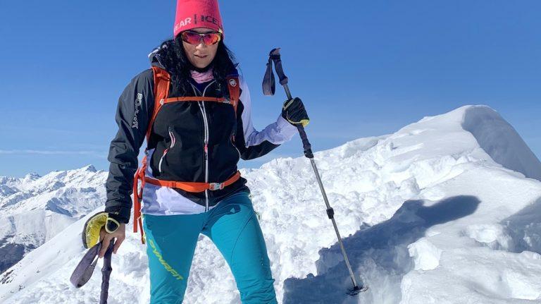 recensione guscio donna scialpinismo