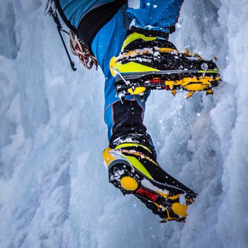 scarponi ottimi per ghiaccio