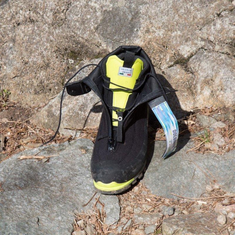 Recensione scarponi da alpinismo