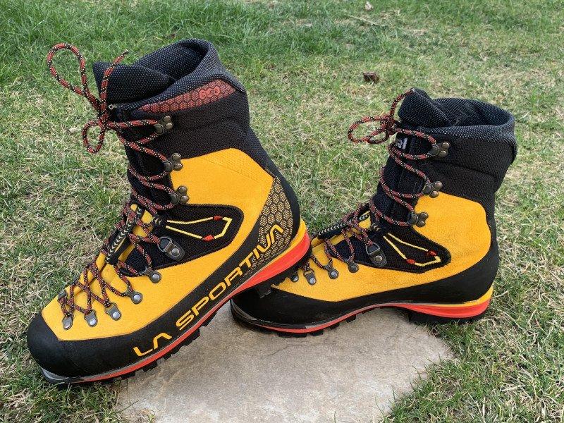 scarponi da ghiaccio la sportiva