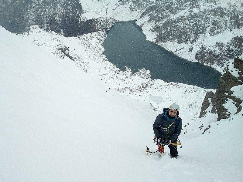 attrezzatura alpinismo invernale