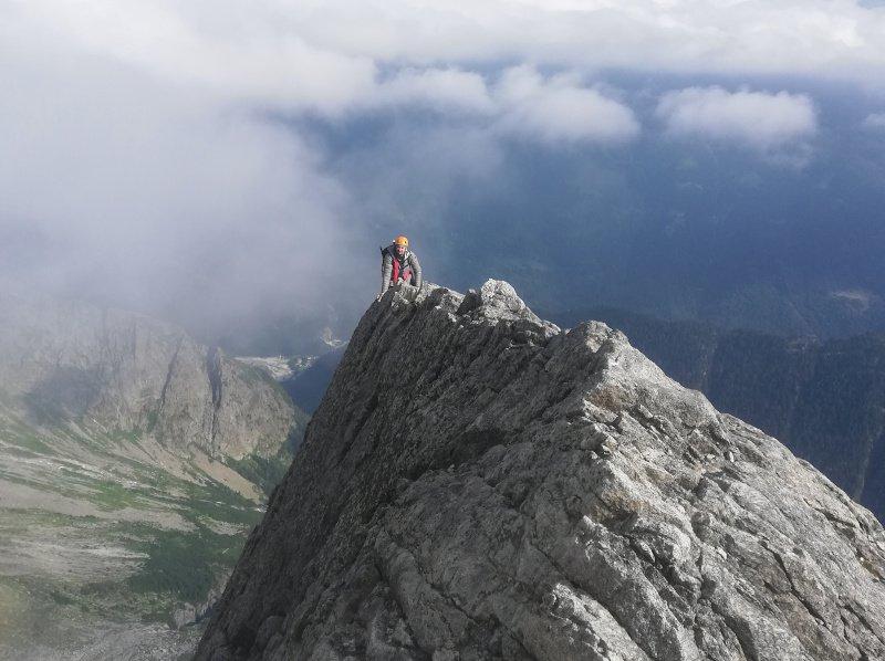 materiali per alpinismo