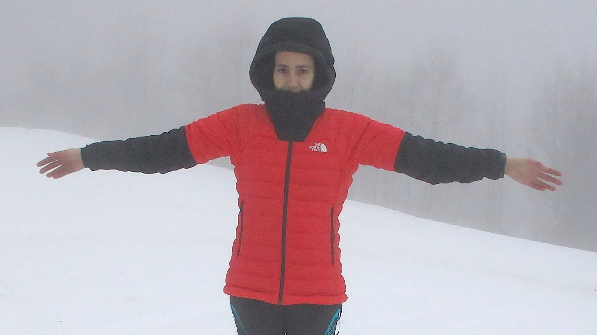 The north face giacca summit series