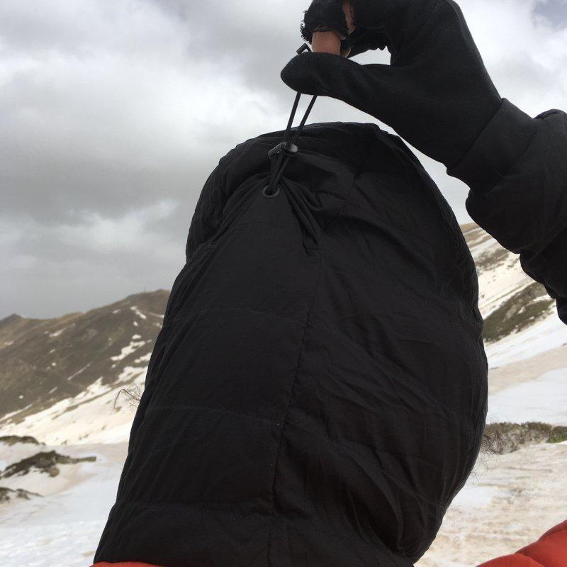 recensione giacca con cappuccio the north face