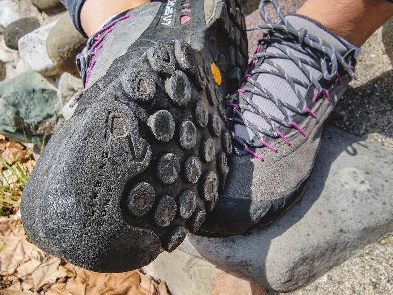 recensione scarpe montagna la sportiva