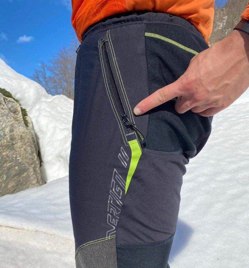 recensione pantaloni Montura vertigo 2