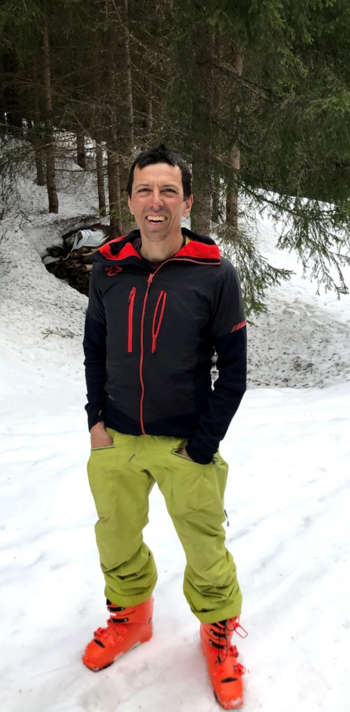 recensione hybrid m jacket