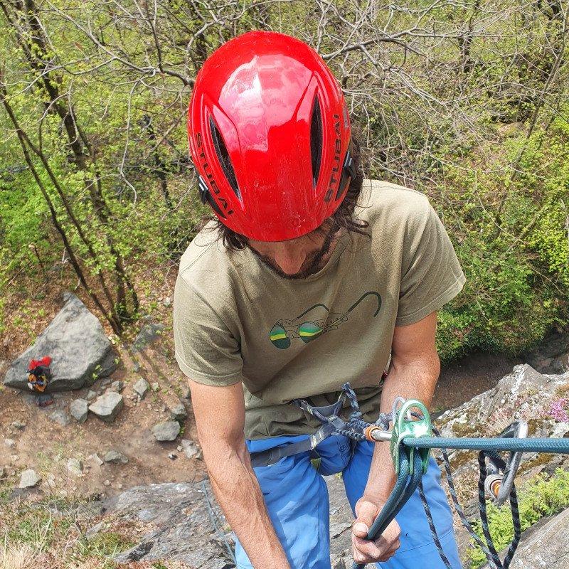 recensione casco nimbus arrampicata