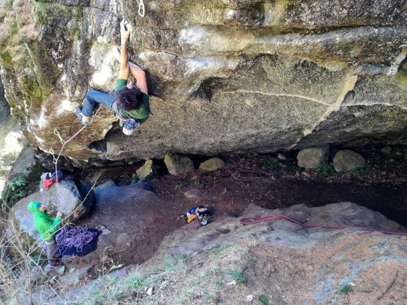 recensione scarpette da arrampicata Instinct VSR