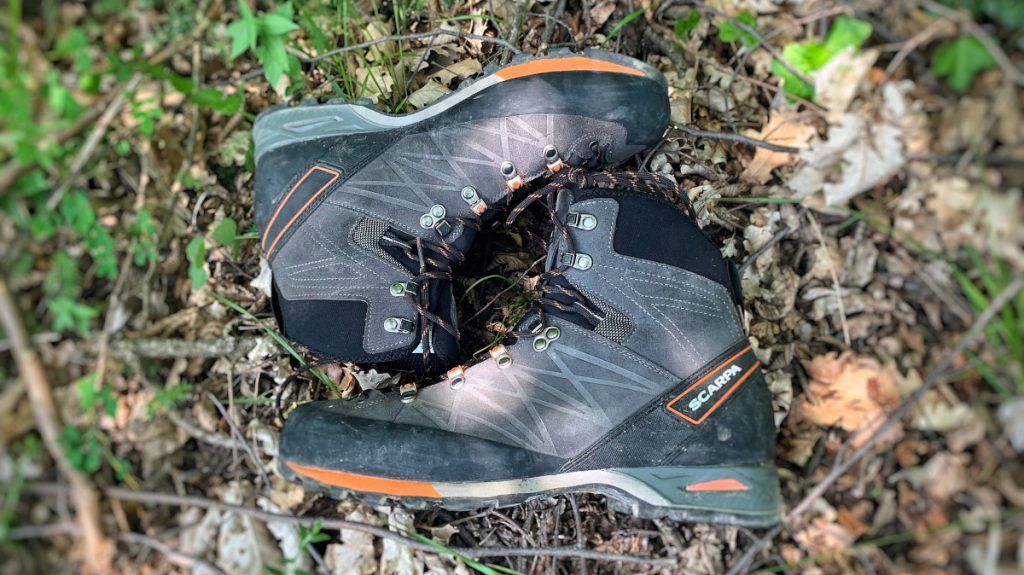 scarpa marmolada hd
