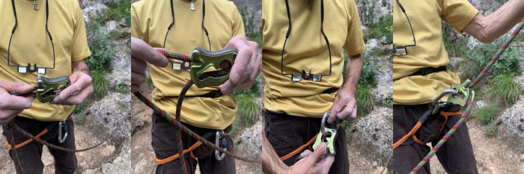climbing technology click up recensione