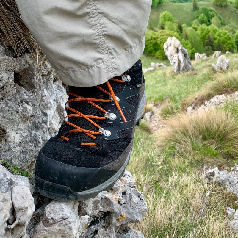 recensione scarponi aku alpinismo