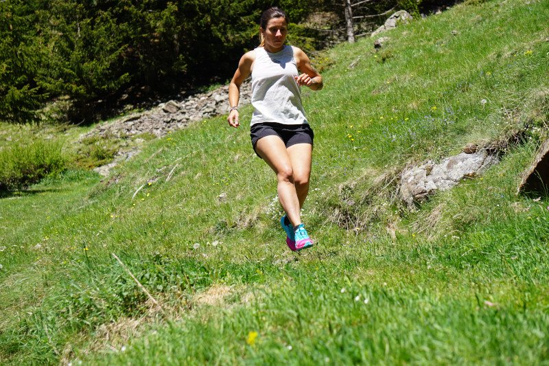 trail running donna