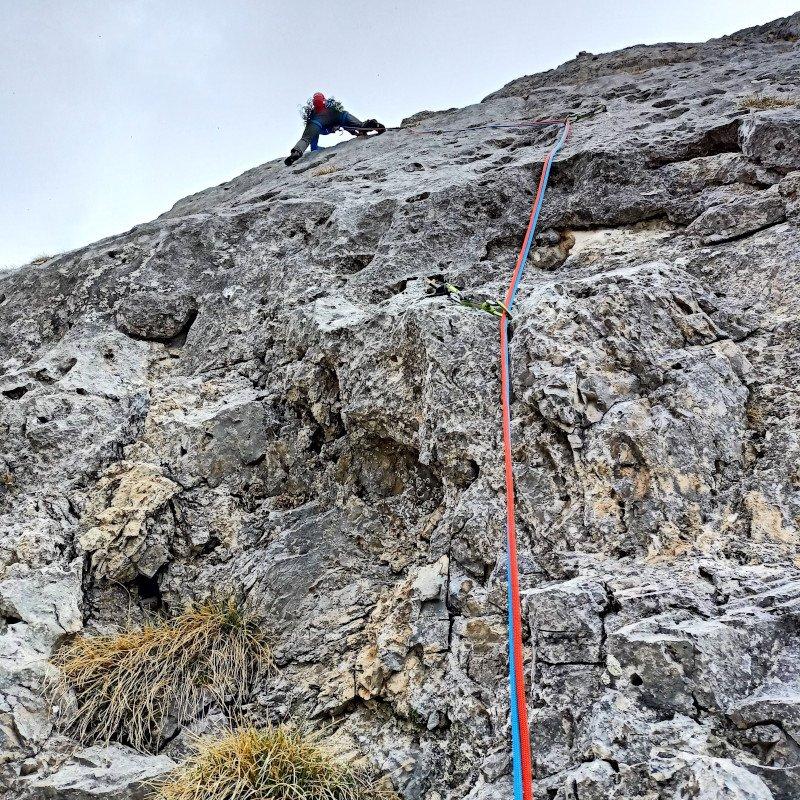 recensione corda per arrampicata