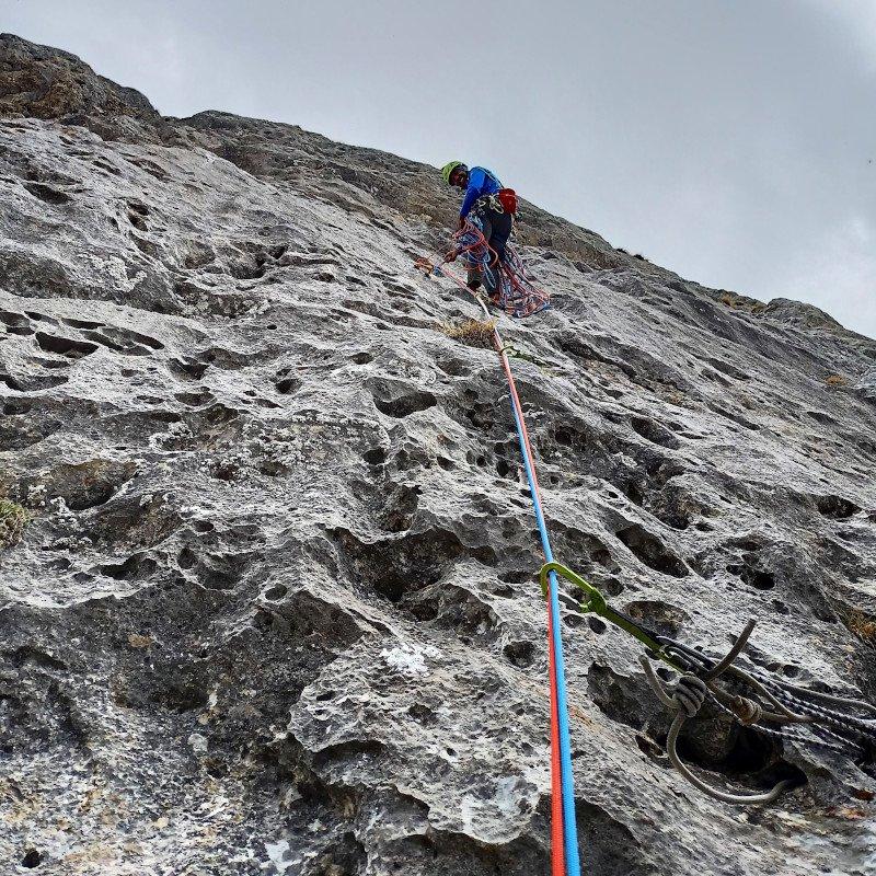 arrampicata su roccia corda recensione